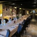 Les Magnolias  - Salle de restaurant -   © Claudia LEY