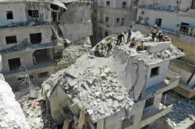 """A Idleb, le régime syrien engagé dans une """"guerre d'usure"""""""