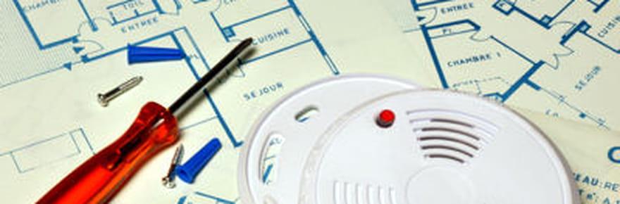Détecteur de fumée : choix, installation, prix, loi... vos obligations