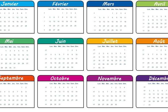Jours fériés 2018: calendrier officiel et dates pour savoir quand partir