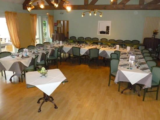 Restaurant Ritter'Hoft  - Notre salle pour banquets -   © Ritter'Hoft