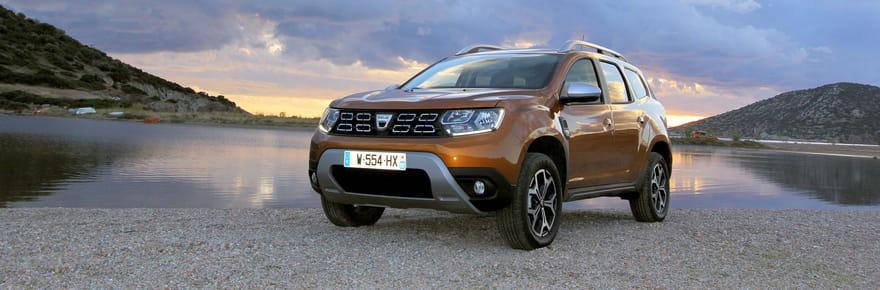 Essai du nouveau Dacia Duster: c'est l'achat malin!
