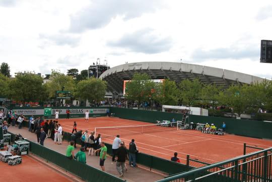 Roland Garros2018: la billetterie ouverte pour les licenciés FFT