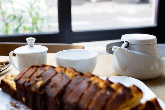 Le Café FauveParis  - Goûter gourmand -   © Café FauveParis
