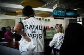 """Au Samu de Paris, des opérateurs meurtris mais """"opérationnels, dès la première seconde"""""""