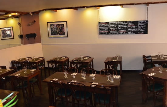 Le Melting Pot  - La salle du restaurant -