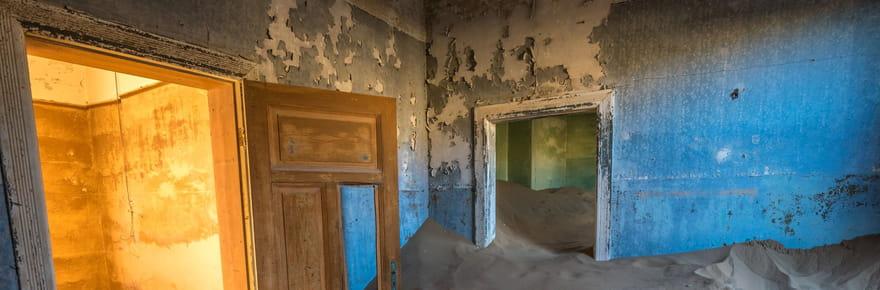 20lieux abandonnés et mystérieux à travers le monde