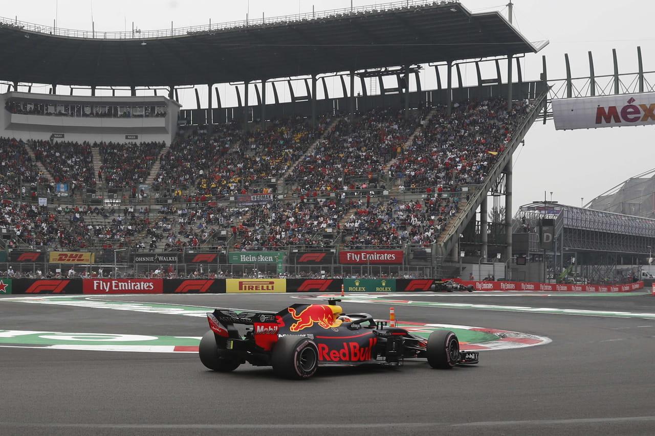 GP du Mexique F1: horaire, chaîne TV... Comment le regarder en direct?