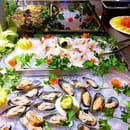 Plat : Tchin Tchin  - MOULE ET FRUIT MER -