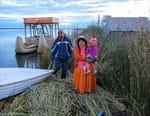 Gens du lac Titicaca