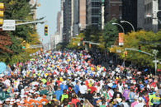 Inscription au marathon de New York
