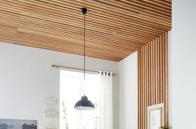 Des solutions pour rendre le plafond plus déco