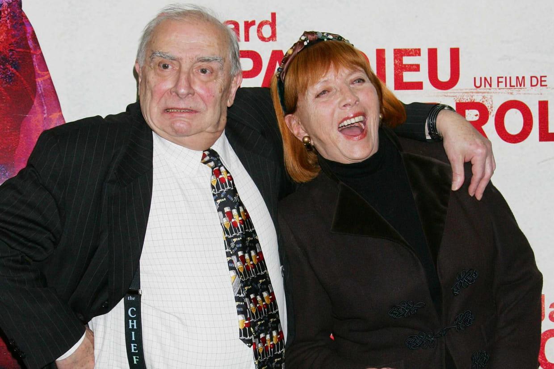 Stéphane Audran et Claude Chabrol, un couple de cinéma
