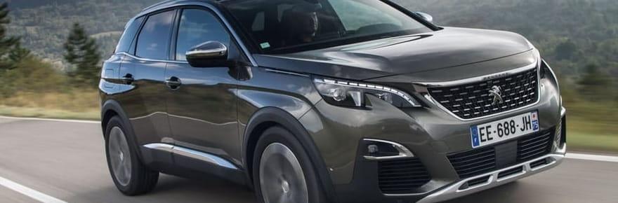 Nouveau Peugeot 3008: une première série limitée arrive!
