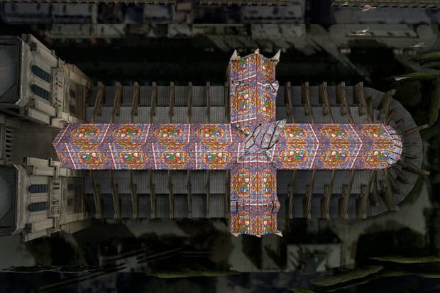 Alexandre Fantozzi: projet vu du ciel