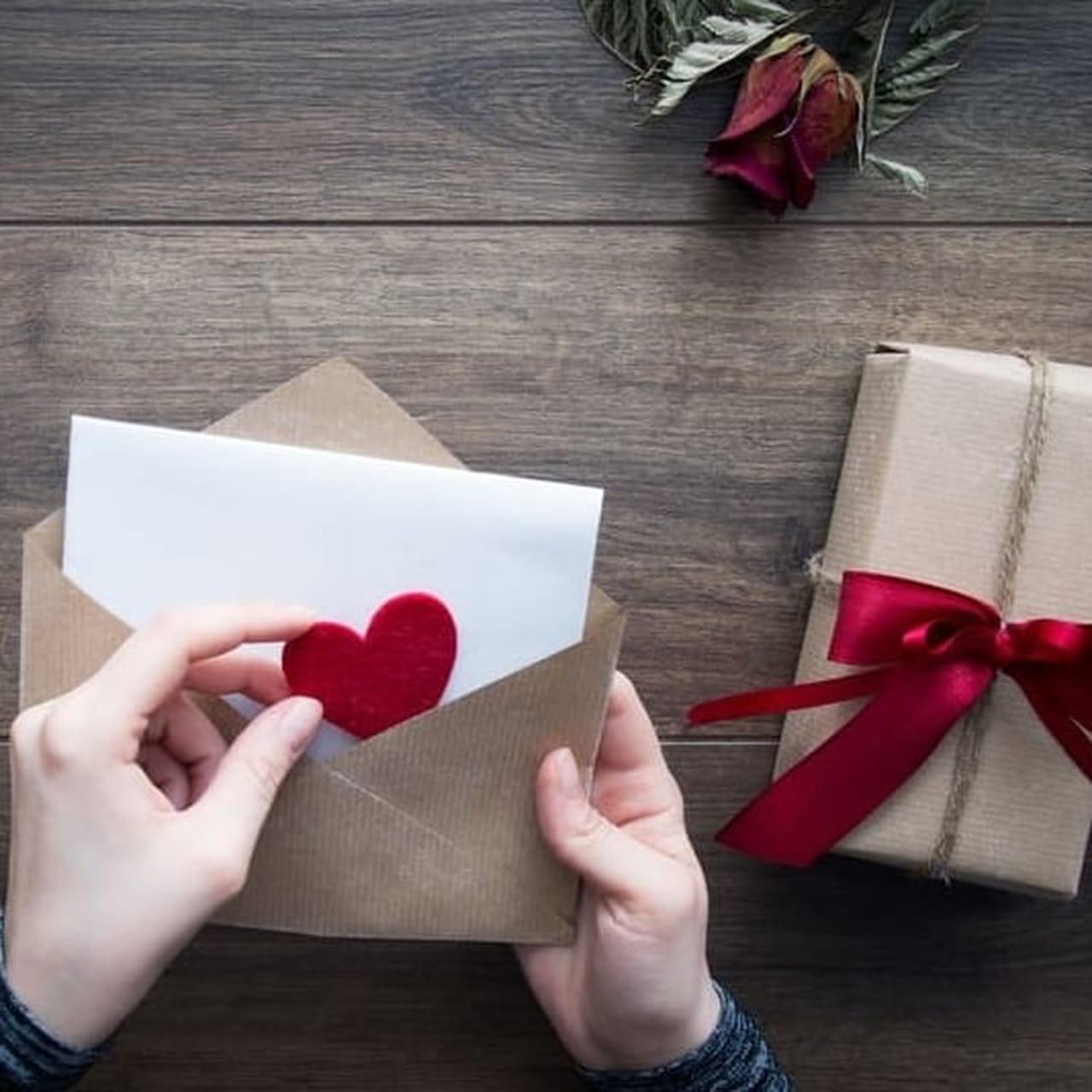 Lettre d amour pour lui : modèle de courrier romantique - Modèle ...