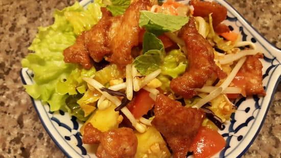 Entrée : Sawasdee  - Salade royal  -