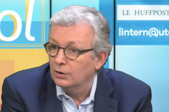 """Pour Pierre Laurent, les anciens cadres du PCF qui rallient Macron """"tombent dans le piège"""""""