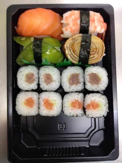 I Love Sushi  - Mini 12 pieces -   © I love sushi