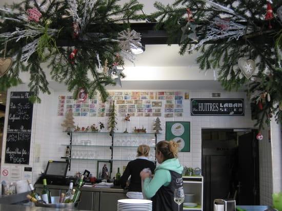 Oyster Bar  - Le Comptoir -   © JPS