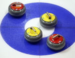 Curling - Allemagne / Danemark