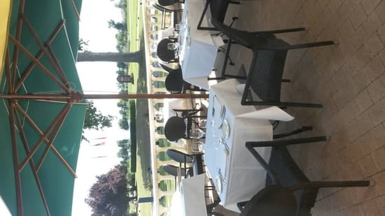 Restaurant : Le Relais de Margaux  - Superbe terrasse -