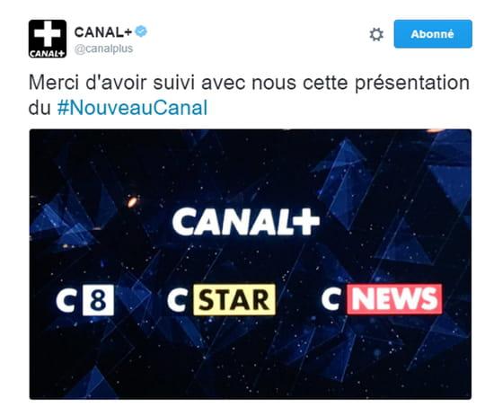 C8, CStar et Cnews : ces chaînes remplacent D8, D17, iTélé