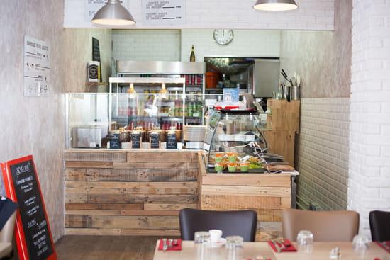 Restaurant : Révélant  - Le comptoir -   © 2020