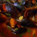 """Trattoria La Mamma  - Imposant cocotte de Moules """"Impepata à la tarantina"""" -   © valerio de susini"""