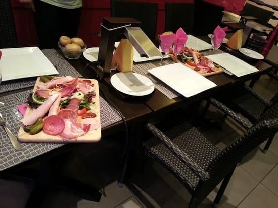 Restaurant du Theâtre  - soiree raclette -
