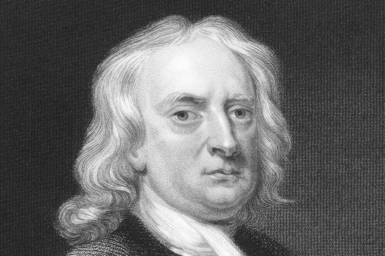 Isaac Newton: biographie courte et ses découvertes sur la gravité