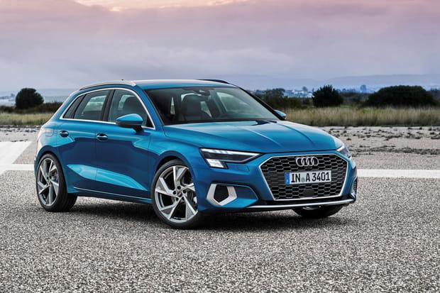 La nouvelle Audi A3Sportback se dévoile