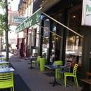 Restaurant : Bistrot La Potée  - Venez vite manger sur notre petite terrasse! -