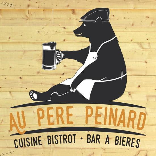 Restaurant : Au Père Peinard   © AB NEON