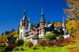 Les 20plus beaux châteaux du monde