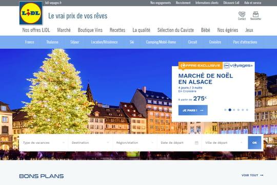 Lidl Voyages: les nouvelles offres et destinations en France et en Europe