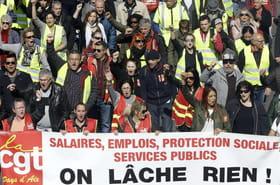 Manifestation du 19mars: les chiffres de la grève nationale