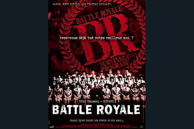 Battle Royale - Photo 1