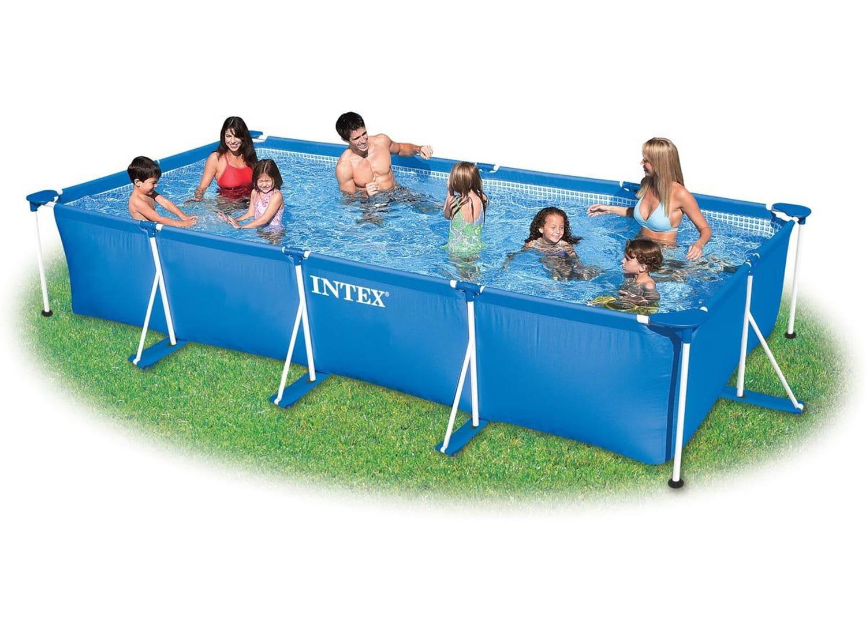 Meilleure piscine tubulaire: ronde, rectangulaire... Notre sélection