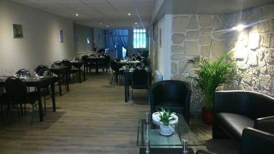 Restaurant : Au Fil du Vent  - Salle -