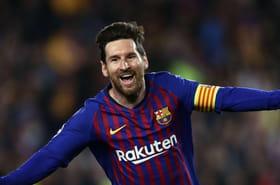 Barcelone - Manchester: résumé vidéo, réactions... Messi a porté le Barça
