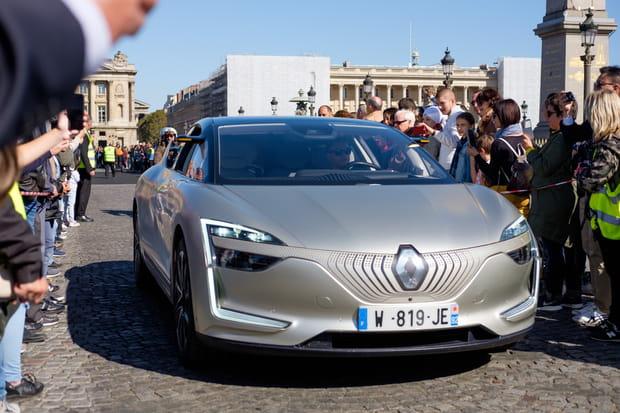 Un concept car récent