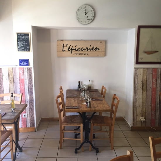 Restaurant : L'Epicurien