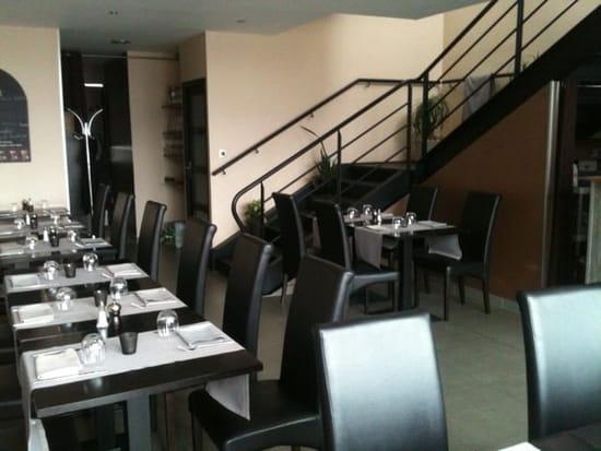 Restaurant : Le grill du moulin  - Salle -