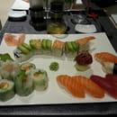 Plat : Le ShunBun Sushi Restaurant