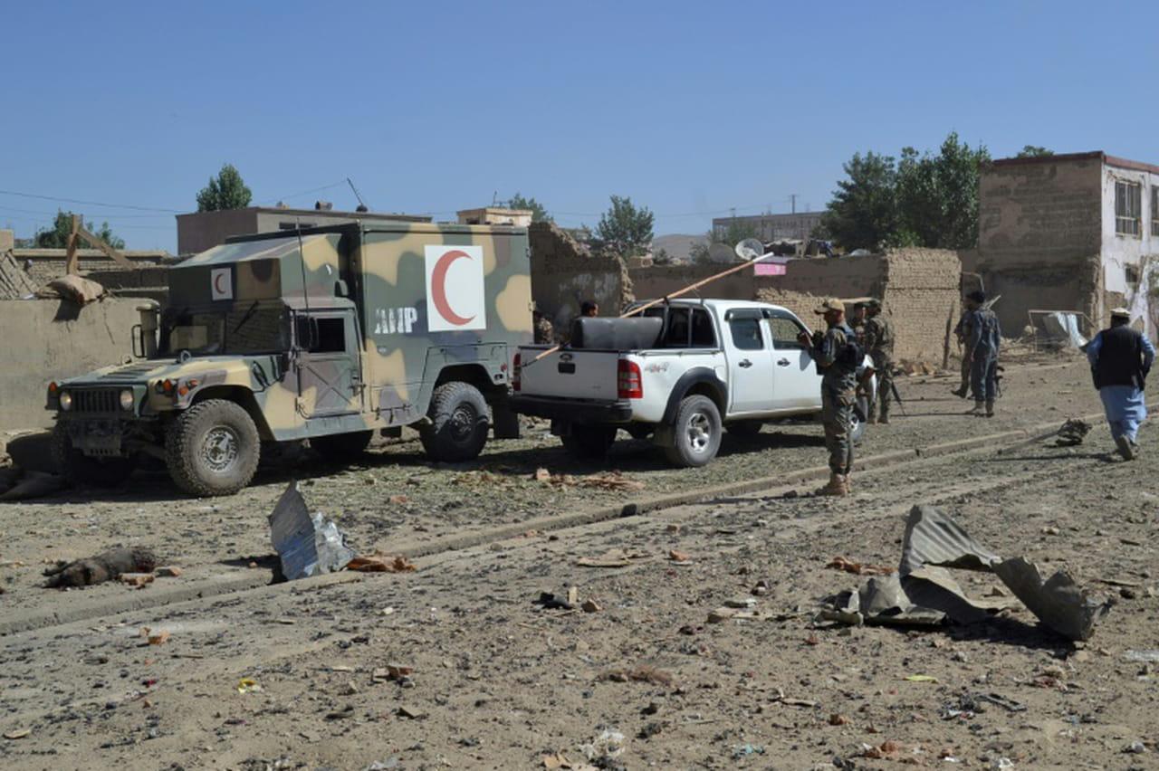 Afghanistan: au moins 5morts dans un attentat-suicide taliban