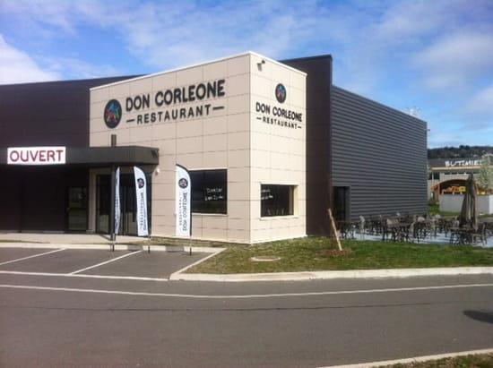 Restaurant Don Corleone  - Façade principale -   © Jacques Martin