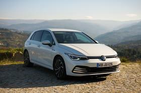 Essai Volkswagen Golf 8: une simple mise à jour?