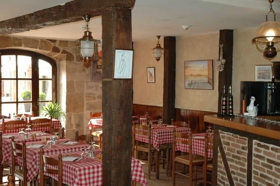 Restaurant Pizzeria du Mercadial  - Salle Interieure -   © A.VASSAL