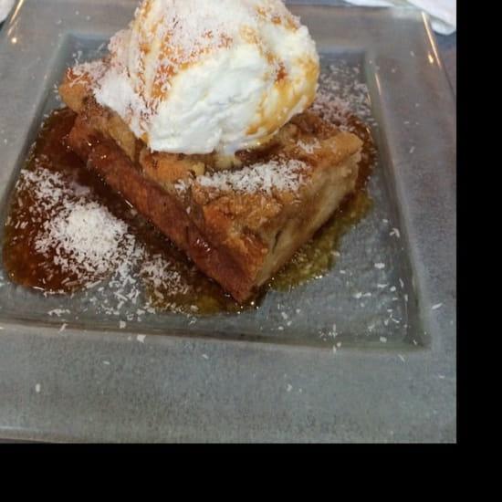 Dessert : Le Zinc